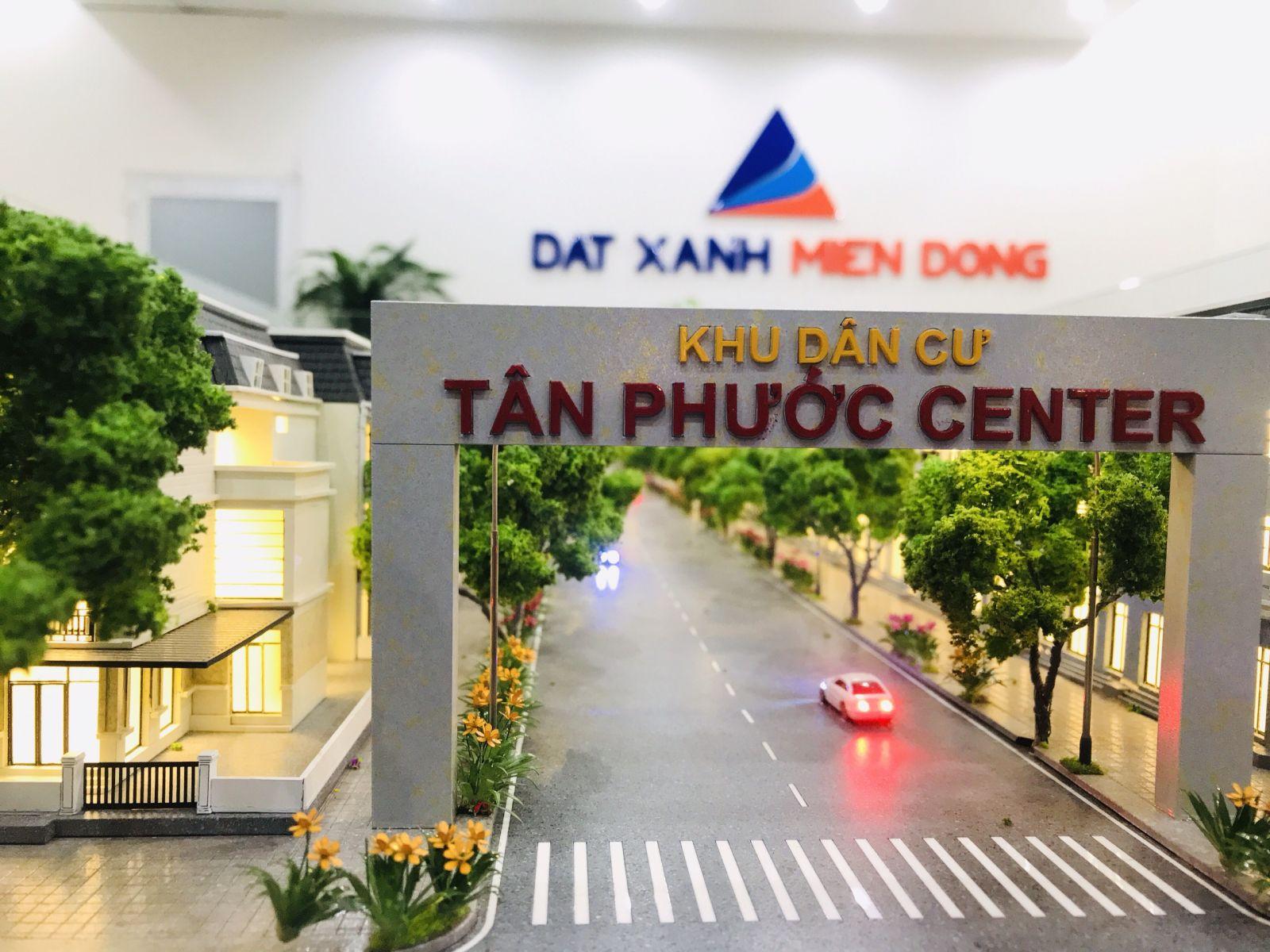 Phân tích dự án đất nền Tân Phước Center Bình Phước