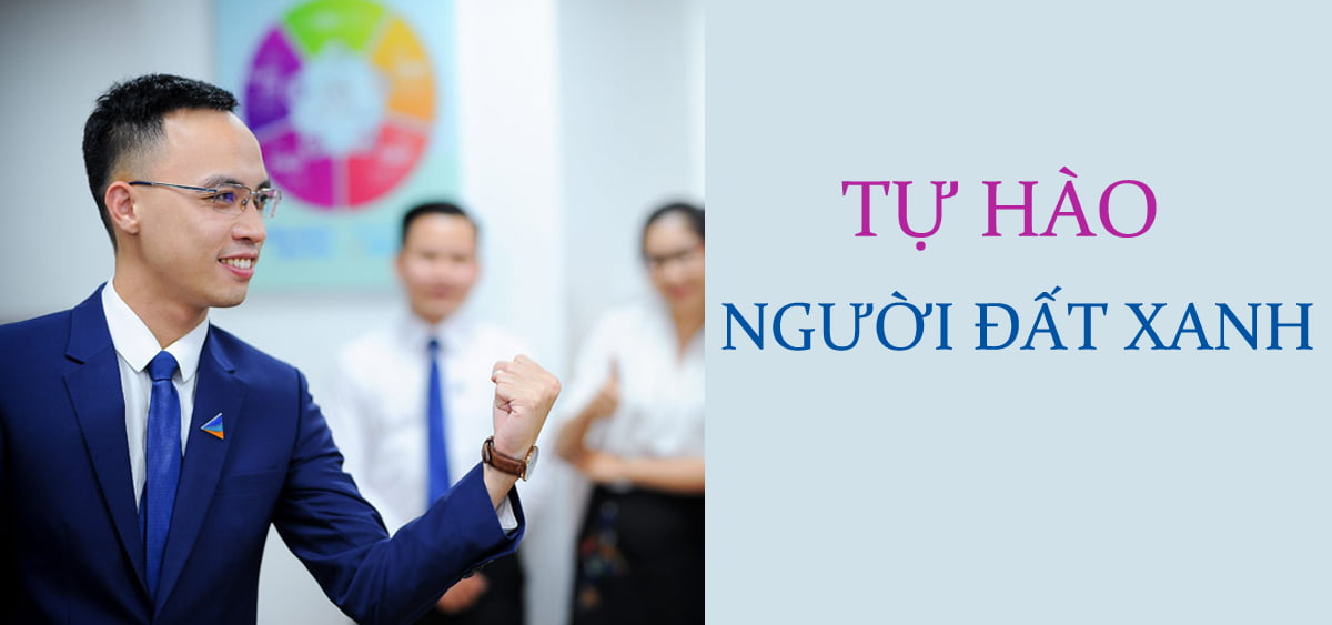 Đất Xanh tuyển dụng 500 chuyên viên kinh doanh làm việc tại Sài Gòn
